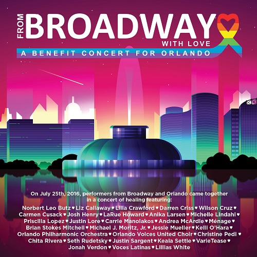 Pre-Order the From Broadway With Love CD, DVD and Blu-Ray